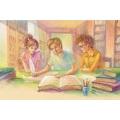 Пятый сезон Международного детско-юношеского литературного конкурса «Лето Господне» открыт!
